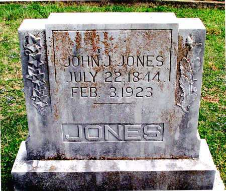 JONES, JOHN J - Carroll County, Arkansas | JOHN J JONES - Arkansas Gravestone Photos