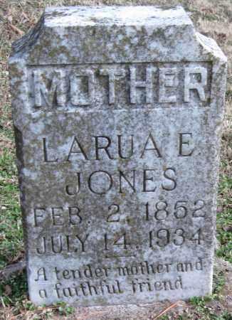JONES, LAURA E - Carroll County, Arkansas   LAURA E JONES - Arkansas Gravestone Photos