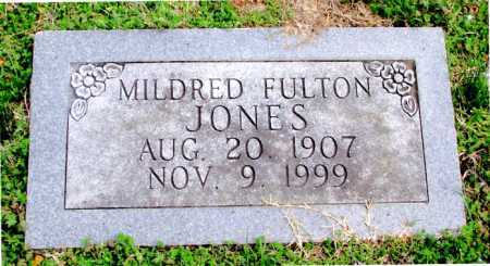 JONES, MILDRED - Carroll County, Arkansas | MILDRED JONES - Arkansas Gravestone Photos