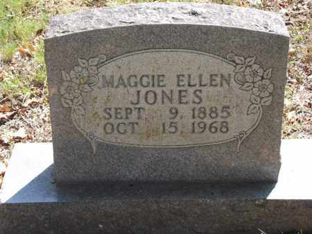 JONES, MAGGIE ELLEN - Carroll County, Arkansas | MAGGIE ELLEN JONES - Arkansas Gravestone Photos