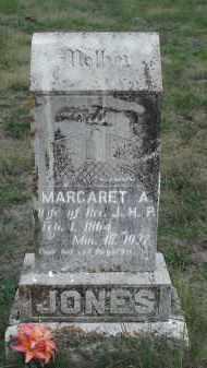 JONES, MARGARET A - Carroll County, Arkansas | MARGARET A JONES - Arkansas Gravestone Photos