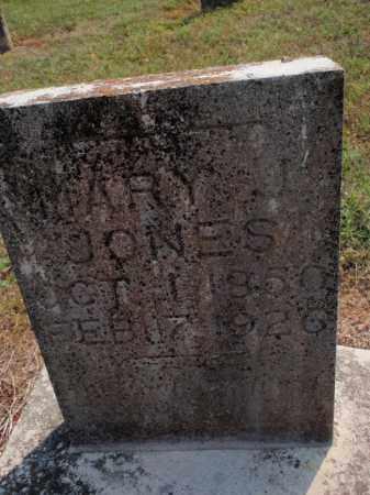 JONES, MARY J - Carroll County, Arkansas | MARY J JONES - Arkansas Gravestone Photos