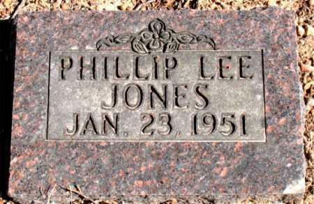 JONES, PHILLIP LEE - Carroll County, Arkansas   PHILLIP LEE JONES - Arkansas Gravestone Photos
