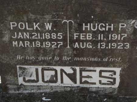 JONES, POLK W - Carroll County, Arkansas | POLK W JONES - Arkansas Gravestone Photos