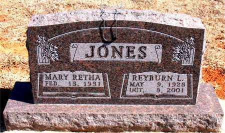 JONES, REYBURN  L. - Carroll County, Arkansas   REYBURN  L. JONES - Arkansas Gravestone Photos