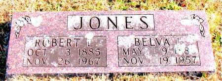 JONES, ROBERT T. - Carroll County, Arkansas | ROBERT T. JONES - Arkansas Gravestone Photos