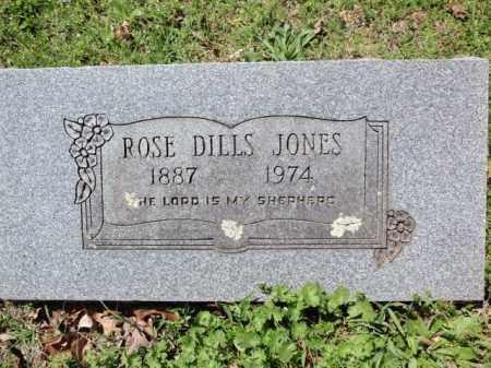 JONES, ROSE - Carroll County, Arkansas   ROSE JONES - Arkansas Gravestone Photos