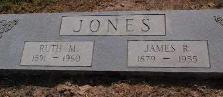 JONES, RUTH M - Carroll County, Arkansas | RUTH M JONES - Arkansas Gravestone Photos