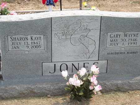 JONES, GARY WAYNE - Carroll County, Arkansas | GARY WAYNE JONES - Arkansas Gravestone Photos