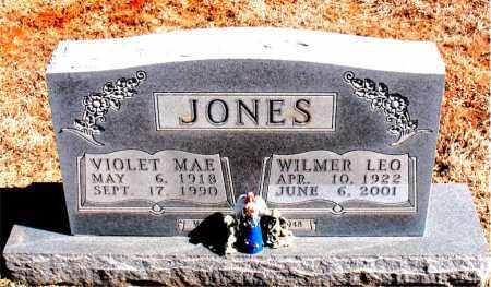 JONES, WILMER LEO - Carroll County, Arkansas | WILMER LEO JONES - Arkansas Gravestone Photos