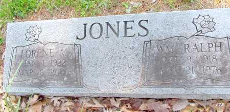JONES, LORENE MARIE - Carroll County, Arkansas | LORENE MARIE JONES - Arkansas Gravestone Photos