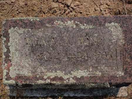 JONES, WILMA A - Carroll County, Arkansas   WILMA A JONES - Arkansas Gravestone Photos