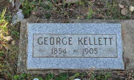 KELLETT, GEORGE - Carroll County, Arkansas | GEORGE KELLETT - Arkansas Gravestone Photos