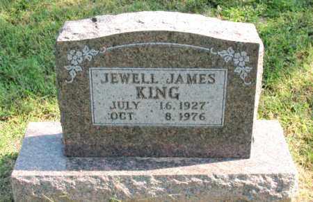 KING, JEWELL - Carroll County, Arkansas | JEWELL KING - Arkansas Gravestone Photos