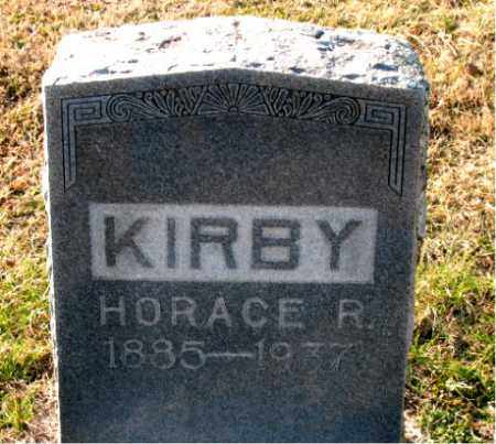 KIRBY, HORACE  R. - Carroll County, Arkansas | HORACE  R. KIRBY - Arkansas Gravestone Photos