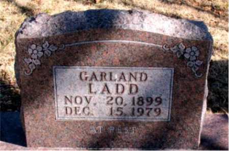 LADD, GARLAND - Carroll County, Arkansas | GARLAND LADD - Arkansas Gravestone Photos