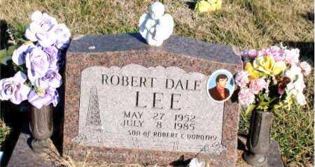 LEE, ROBERT  DALE - Carroll County, Arkansas   ROBERT  DALE LEE - Arkansas Gravestone Photos