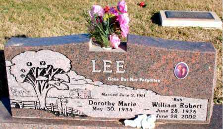 LEE, WILLIAM  ROBERT  (BOB) - Carroll County, Arkansas | WILLIAM  ROBERT  (BOB) LEE - Arkansas Gravestone Photos