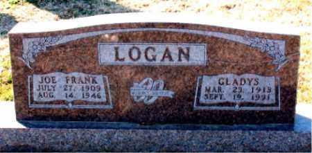 LOGAN, JOE  FRANK - Carroll County, Arkansas | JOE  FRANK LOGAN - Arkansas Gravestone Photos