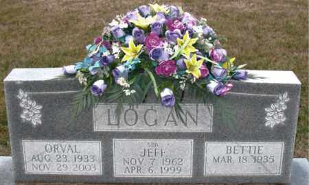 LOGAN, JEFF - Carroll County, Arkansas | JEFF LOGAN - Arkansas Gravestone Photos