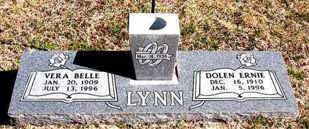 LYNN, VERA BELLE - Carroll County, Arkansas | VERA BELLE LYNN - Arkansas Gravestone Photos