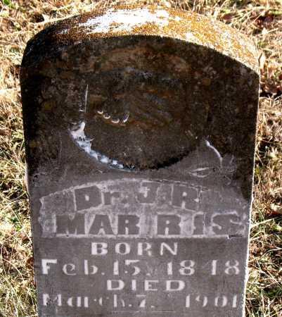 MARRIS, DR. J.R. - Carroll County, Arkansas   DR. J.R. MARRIS - Arkansas Gravestone Photos