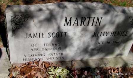MARTIN, JAMIE SCOTT - Carroll County, Arkansas | JAMIE SCOTT MARTIN - Arkansas Gravestone Photos