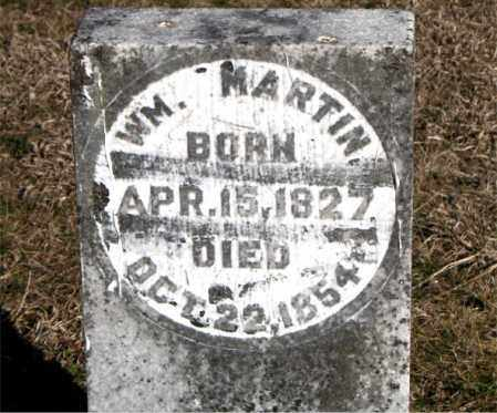 MARTIN, WILLIAM - Carroll County, Arkansas   WILLIAM MARTIN - Arkansas Gravestone Photos