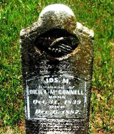 MCCONNELL, JOSEPH MARSHALL - Carroll County, Arkansas | JOSEPH MARSHALL MCCONNELL - Arkansas Gravestone Photos