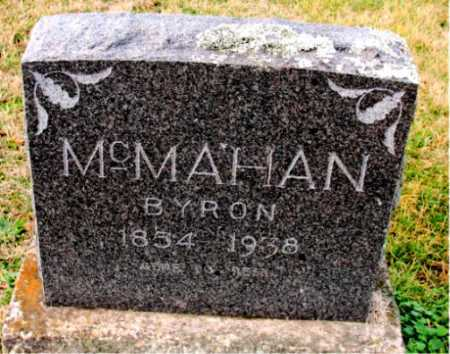 MCMANAN, BRYON - Carroll County, Arkansas | BRYON MCMANAN - Arkansas Gravestone Photos