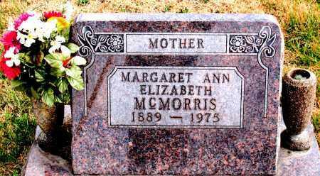 MCMORRIS, MARGARET ANN - Carroll County, Arkansas | MARGARET ANN MCMORRIS - Arkansas Gravestone Photos
