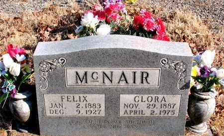 MCNAIR, CLORA - Carroll County, Arkansas | CLORA MCNAIR - Arkansas Gravestone Photos