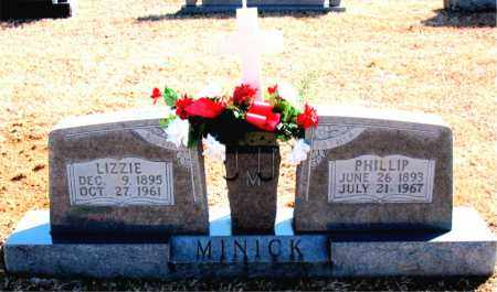 MINICK, PHILLIP - Carroll County, Arkansas | PHILLIP MINICK - Arkansas Gravestone Photos