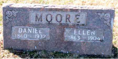 MOORE, DANIEL - Carroll County, Arkansas | DANIEL MOORE - Arkansas Gravestone Photos