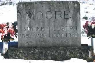 MOORE, JOSEPH S - Carroll County, Arkansas | JOSEPH S MOORE - Arkansas Gravestone Photos