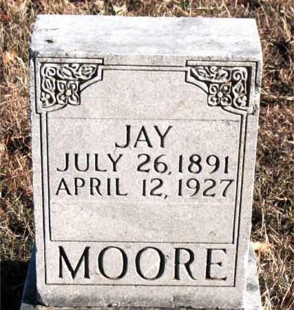 MOORE, JAY - Carroll County, Arkansas   JAY MOORE - Arkansas Gravestone Photos