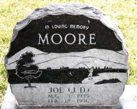 MOORE, JOE  (J. D.) - Carroll County, Arkansas | JOE  (J. D.) MOORE - Arkansas Gravestone Photos