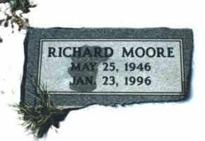 MOORE, RICHARD - Carroll County, Arkansas | RICHARD MOORE - Arkansas Gravestone Photos