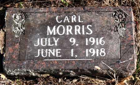 MORRIS, CARL - Carroll County, Arkansas | CARL MORRIS - Arkansas Gravestone Photos