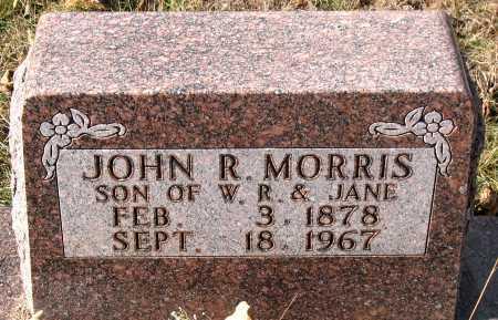 MORRIS, JOHN R. - Carroll County, Arkansas | JOHN R. MORRIS - Arkansas Gravestone Photos
