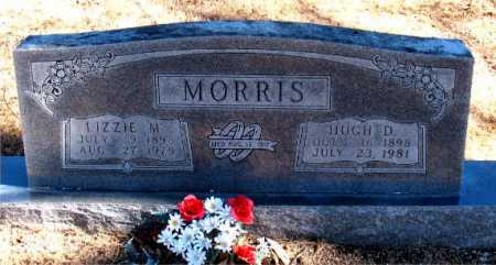 MORRIS, LIZZIE - Carroll County, Arkansas | LIZZIE MORRIS - Arkansas Gravestone Photos