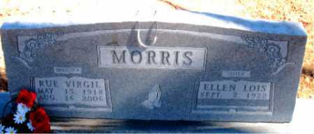 MORRIS, RUE VIRGIL - Carroll County, Arkansas | RUE VIRGIL MORRIS - Arkansas Gravestone Photos