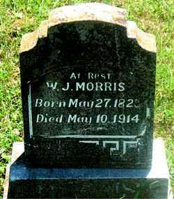 MORRIS, WILLIAM JASPER - Carroll County, Arkansas | WILLIAM JASPER MORRIS - Arkansas Gravestone Photos