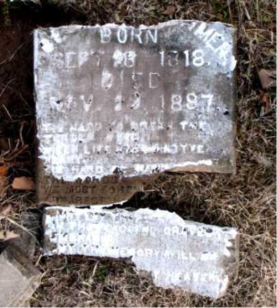 MORTIMER, GEORGE  F. - Carroll County, Arkansas | GEORGE  F. MORTIMER - Arkansas Gravestone Photos