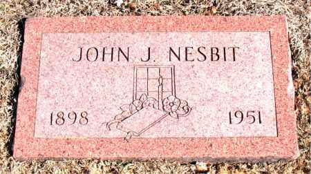 NESBIT, JOHN  J. - Carroll County, Arkansas | JOHN  J. NESBIT - Arkansas Gravestone Photos