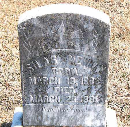 NEWMAN, SILAS - Carroll County, Arkansas | SILAS NEWMAN - Arkansas Gravestone Photos