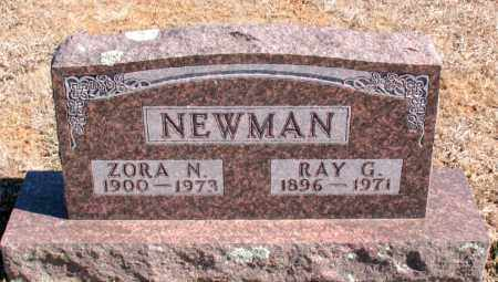 NEWMAN, RAY  G. - Carroll County, Arkansas   RAY  G. NEWMAN - Arkansas Gravestone Photos