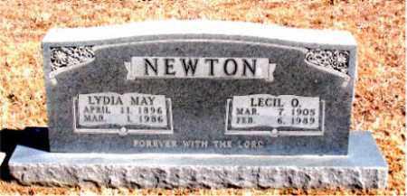 NEWTON, LECIL  O. - Carroll County, Arkansas | LECIL  O. NEWTON - Arkansas Gravestone Photos