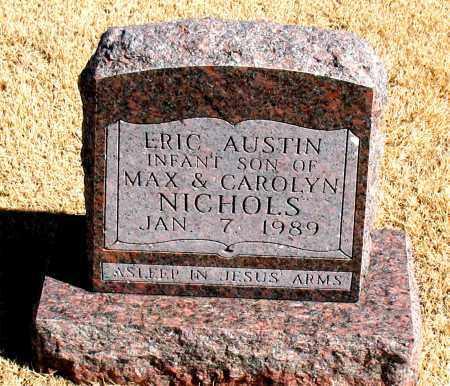 NICHOLS, ERIC AUSTIN - Carroll County, Arkansas | ERIC AUSTIN NICHOLS - Arkansas Gravestone Photos
