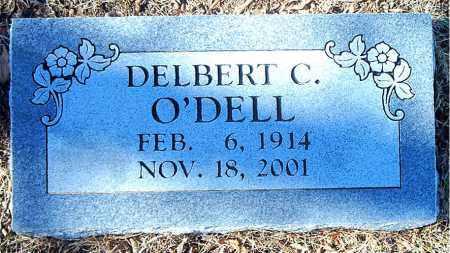 O'DELL, DELBERT C. - Carroll County, Arkansas | DELBERT C. O'DELL - Arkansas Gravestone Photos
